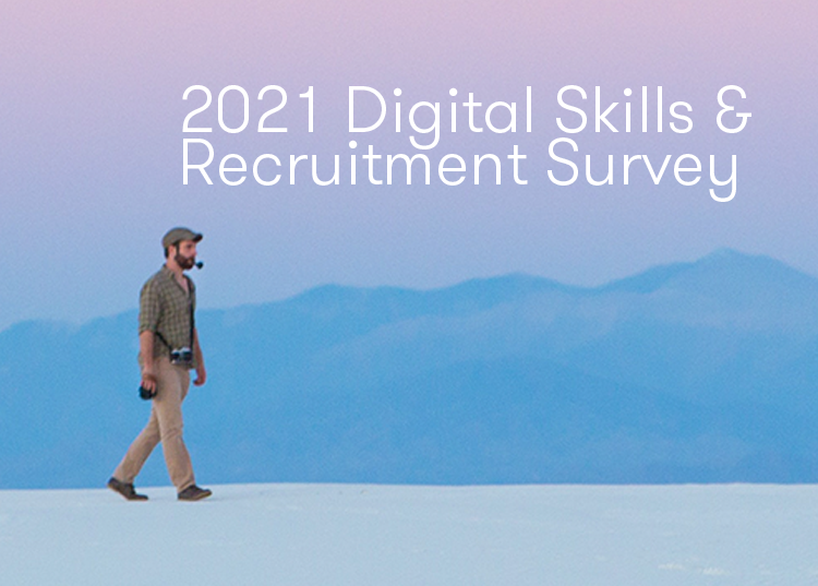 2021 Digital Marketing & Recruitment Survey Results