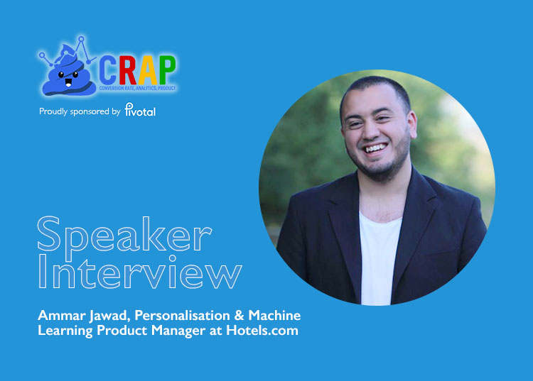 Crap Talks 14 Speaker Interview with Ammar Jawad